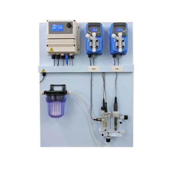 Автоматична дозаторна станция
