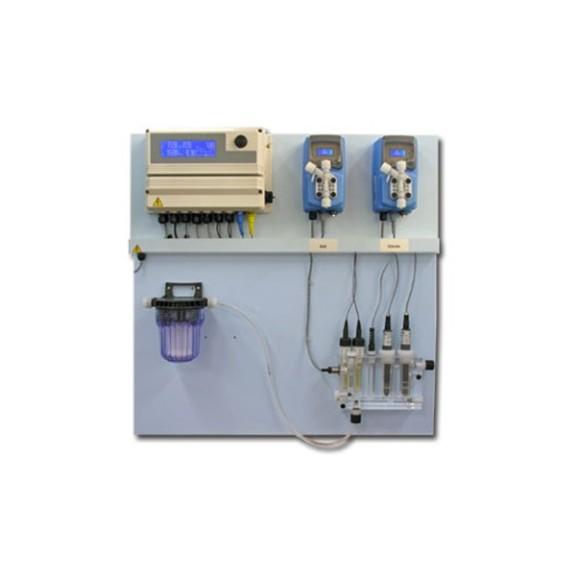 Автоматична дозаторна станция MAX5