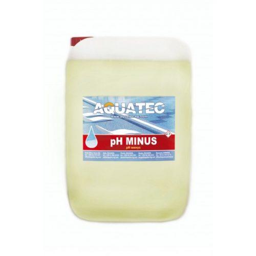 Течен коректор киселинност pH Minus