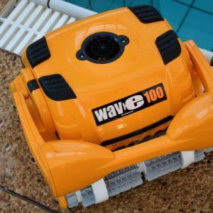 Почистващ робот DOLPHIN WAVE 100